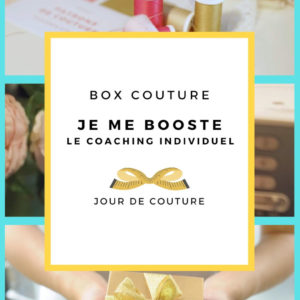 "Box coaching couture ""je me booste"""