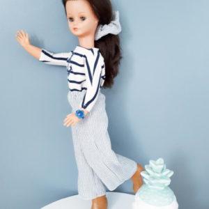 Vêtements pour poupée à coudre