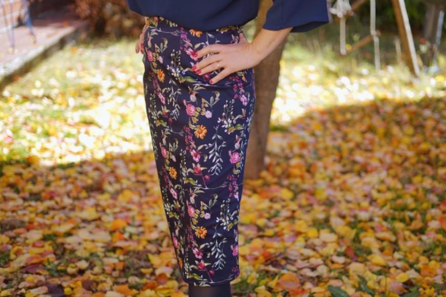 Comment ajuster la ceinture d'une jupe à sa taille?